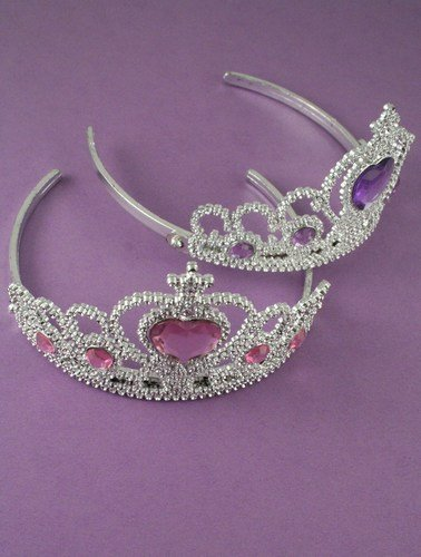 Couronne de princesse/reine. Accessoire de costume.