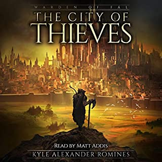 The City of Thieves cover art