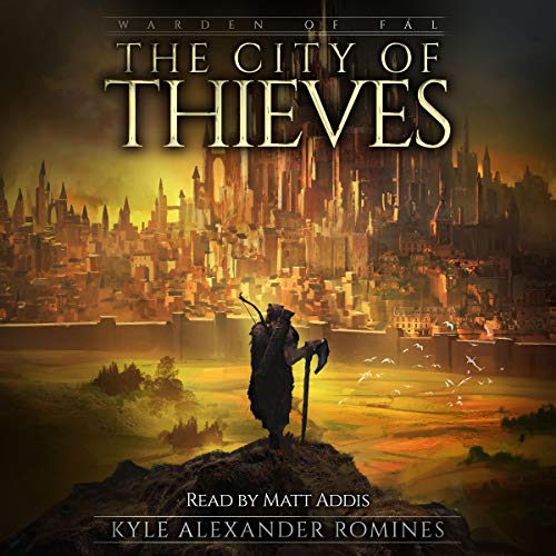 The City of Thieves audiobook cover art