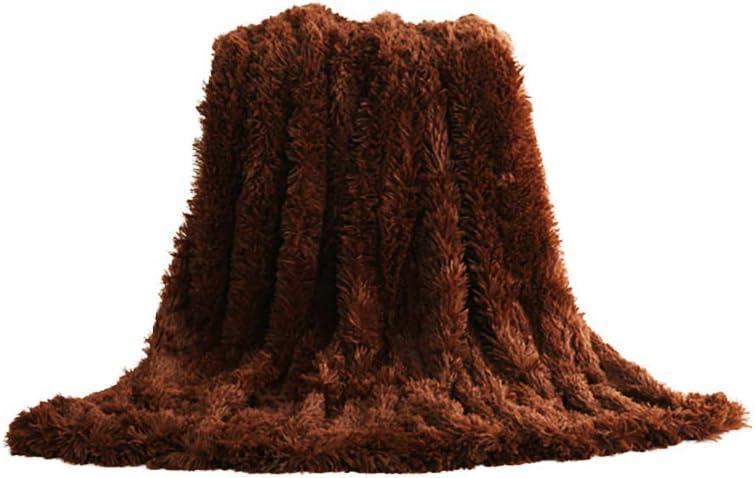 Hzemci Soft Fluffy Plush Blanket Ranking TOP16 Fur Artificial Bombing new work - Bla Microfiber
