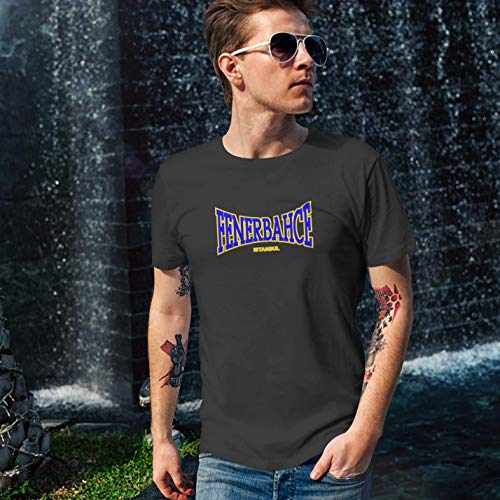 World of Football T-Shirt Fenerbahce Lons 2c schwarz - L