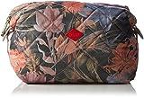 Oilily Damen FF S Toiletry Bag Kosmetiktäschchen, Braun (Fig 912), 20x13x8 cm
