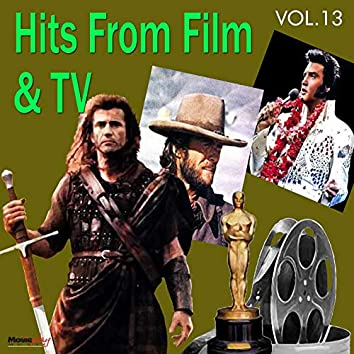 Hits From Film and TV, Vol. 13
