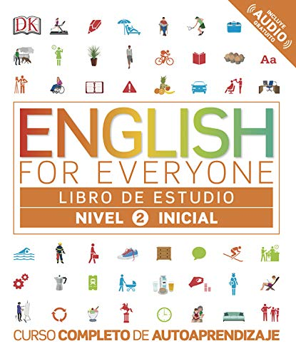English for everyone (Ed. en español). Nivel Inicial 2 - Libro de estudio
