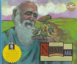 Noah and the Ark (Rabbit Ears Books) (English Edition)
