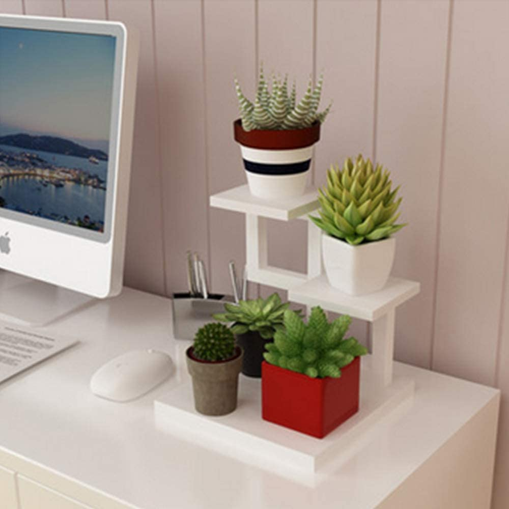 Max 53% OFF Mini Flower Shelf Living Room Stand Mesa Mall Plant Display Potted Bedroom