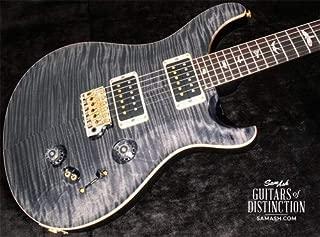 PRS Custom 24-08 Electric Guitar 10-Top Grey Black (SN:0276882)