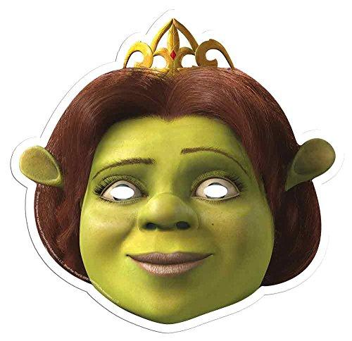STAR CUTOUTS - Stsm208 - Masque - Fiona - Shrek - Dreamworks