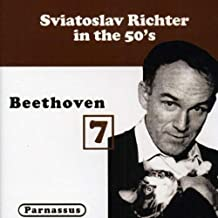 Richter in the 1950s, Vol. 7 - Beethoven: Diabelli Variations 33 Op. 120, etc. 1950,1951