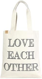 Me Plus 环保帆布印花时尚海滩/旅行单肩手提包(52 种图案)