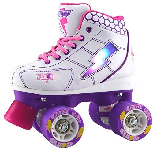 Crazy Skates Flash Roller Skates