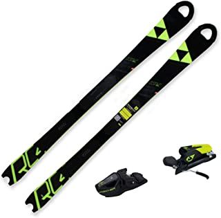 Fischer 2019 RC4 Worldcup SL Junior Skis w/ RC4 Z9 Bindings