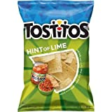 Tostitos Hint of Lime Flavored Tortilla Chips, 13 Oz (Pack of 3) by Tostitos