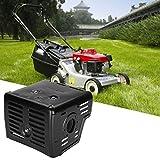 FineBuy Silenciador GX390 - Ensamblaje de silenciador de generador eléctrico para Honda GX340 GX390 182F 188F Partes del Motor de Gasolina