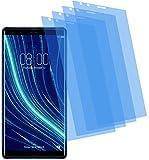 4ProTec 4X ANTIREFLEX matt Schutzfolie für Archos Diamond Omega Bildschirmschutzfolie Displayschutzfolie Schutzhülle Bildschirmschutz Bildschirmfolie Folie