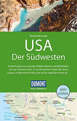 DuMont Reise-Handbuch Reiseführer USA, Der Südwesten: mit Extra-Reisekarte