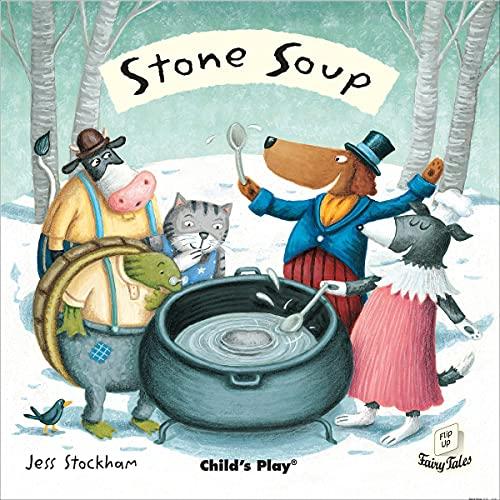 『Stone Soup』のカバーアート