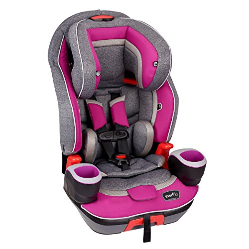 Evenflo Evolve Platinum 3-in-1 Combination Booster Seat, Dreamer