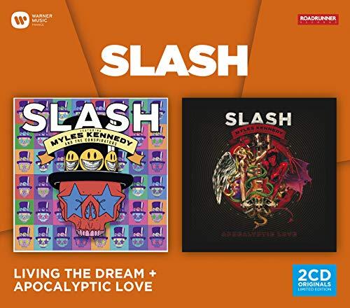 Slash: Living The Dream & Apocalyptic Love [2CD]