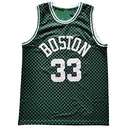 SXHX # 0 Celtic Byrd Basketball Trikot Sportweste Urban Basketball Trikot Basketball Weste Kinder Trikot Geschenk-M