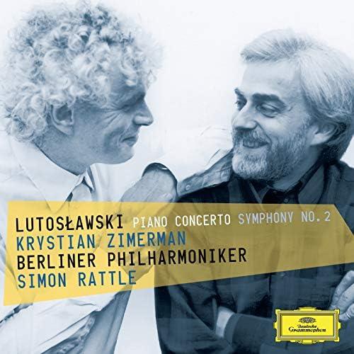 Krystian Zimerman, Berliner Philharmoniker & Simon Rattle