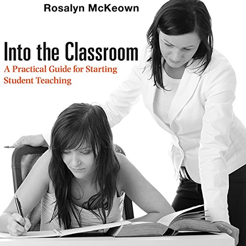 Into the Classroom audiobook cover art