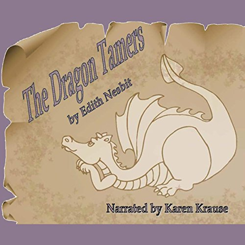 The Dragon Tamers cover art
