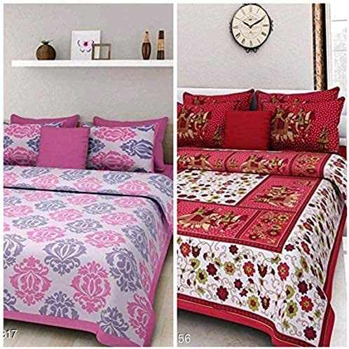 SataanReaper Presents Omaha Mall 100% Cotton Rajasthani B Jaipuri King sold out Size