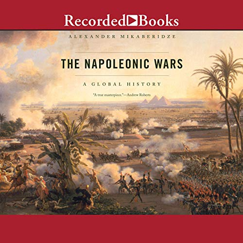 Page de couverture de The Napoleonic Wars