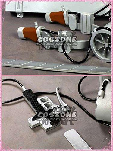 『進撃の巨人◆立体機動装置◆コスプレ道具』の2枚目の画像