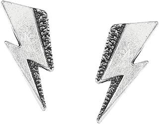 Official Alchemy Gothic Rocks David Bowie Flash Ear Studs Earrings