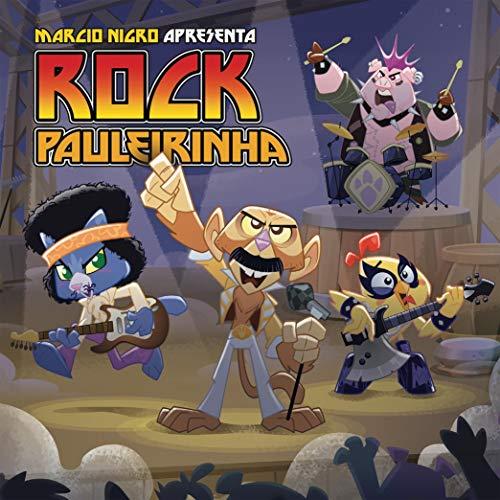 Marcio Nigro Apresenta Rock Pauleirinha [CD]