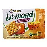 Julie's Lemond Puff Sandwich Cheddar Cheese Cream 180gm