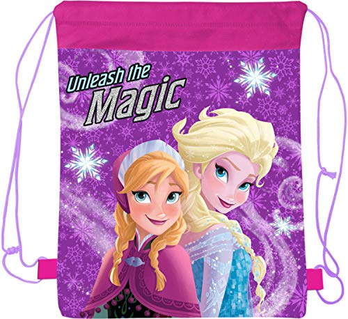 Disney ijskoningin Anna en Elsa Unleash van Magic Fitness of sporttas