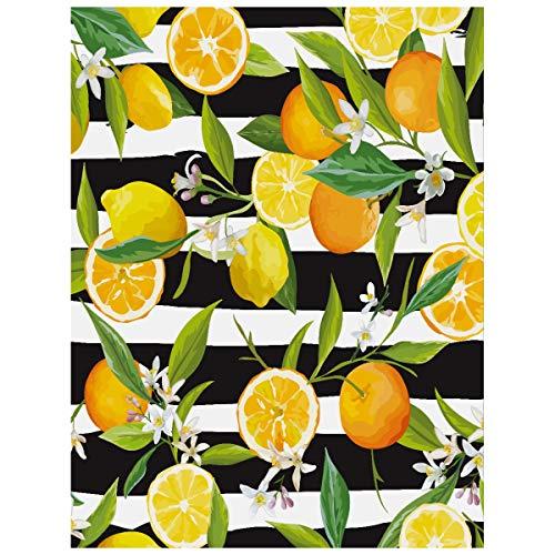 HandDiamondPainting Orange Lemon Tropical DIY Diamond Painting Kit DiamondPaintingforGirls Paint by Numbers Arts Craft for Home Wall Decor