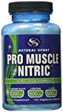 Natural Sport Pro Muscle Nitric Capsules, 120 Count