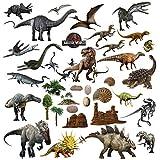 Pegatinas para pared de diseño de Dinosaurio Vinilos decorativos dormitorio Niños Niñas