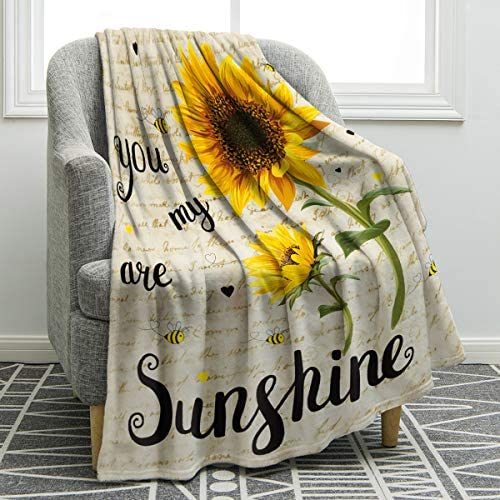 Top 10 Best you are my sunshine blanket Reviews