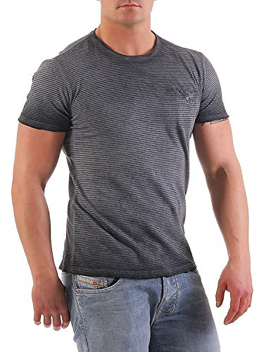 NO EXCESS Herren T-Shirt 80320208 (M)
