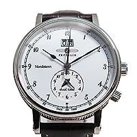 ツェッペリン ZEPPELIN ノルドスタン クオーツ メンズ 腕時計 7540-1[並行輸入品]