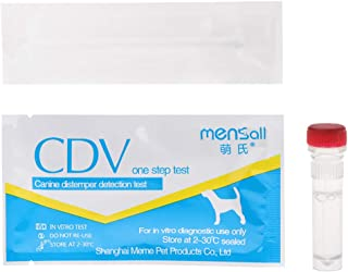 Tebatu Test Paper Canine Home Health Detection for Distemper Parvovirus Virus CDV