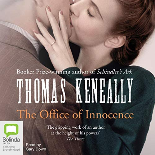 The Office of Innocence audiobook cover art
