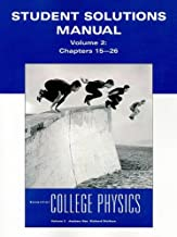 Student Solutions Manual for Essential College Physics, Volume 2