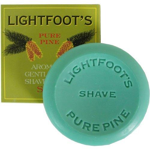 Lightfoot's Pure Pine Shaving Soap