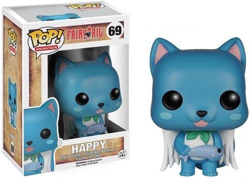 Funko - POP Anime - Fairy Tail - Happy