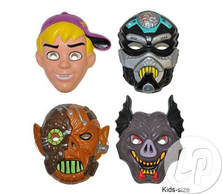 Fiesta Palace - masque coque personnage enfant mix