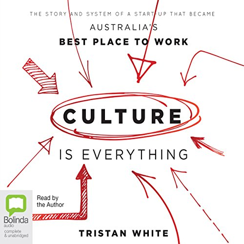 Culture Is Everything audiobook cover art