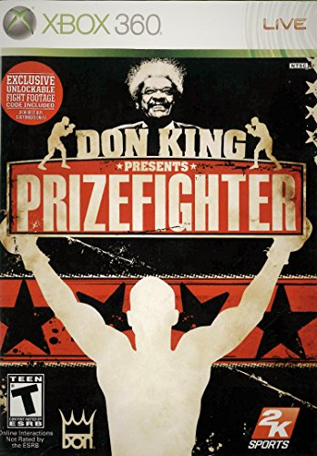 Don King Presents Prizefighter (北米版) - Xbox 360 [並行輸入品]