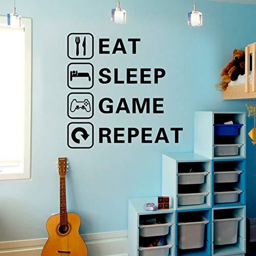 CSCZL Etiqueta de laparedpara niños habitaciones para niñosCalcomanías de lasala de estarpapel tapiz decoración del hogar Pegatinas de la sala de juegos