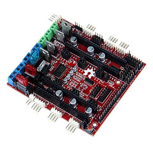 LHQ-HQ Junta Ramps1.4 Mejorado los Controladores de Impresora Versión Reprap Rampas-FD exterminar 3D